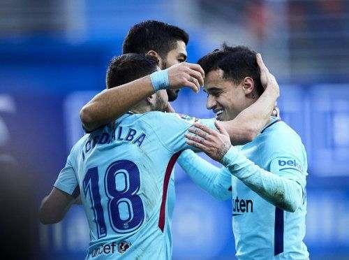 «ПСЖ» хочет предложить обмен игроками «Барселоне»