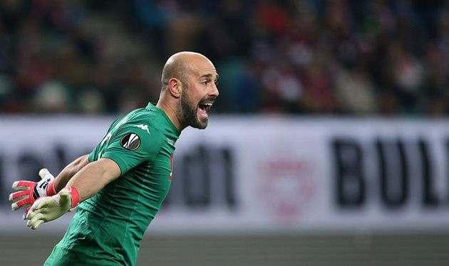 Милан приготовил контракт для Рейны на три года