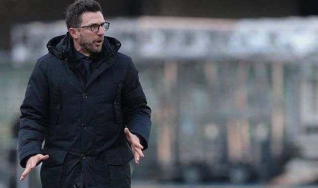 Ди Франческо будет уволен, если Рома не выйдет в Лигу чемпионов — СМИ