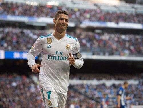 Роналду установил новый рекорд