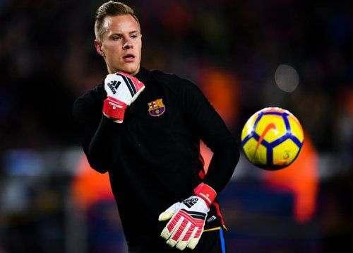 «МЮ» дает за вратаря «Барселоны» 100 миллионов евро