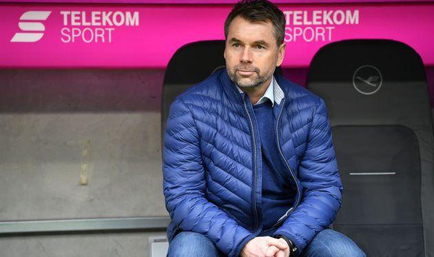 Гамбург уволил главного тренера