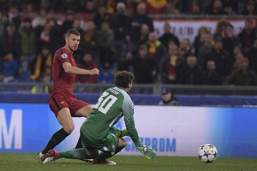 Рома заработала €2,7 миллиона за матч с Шахтером