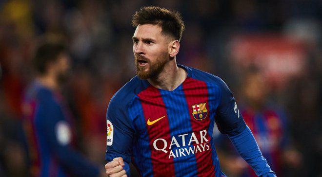 Месси забил свой 100-й гол в Лиге чемпионов