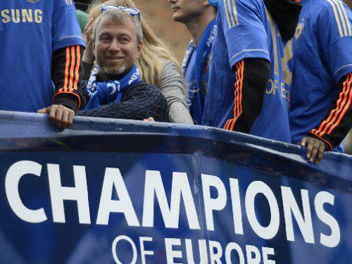 Абрамович может лишиться «Челси»
