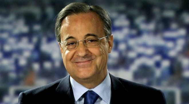 Перес назвал цены на пятерых игроков Реала, которых хочет продать летом
