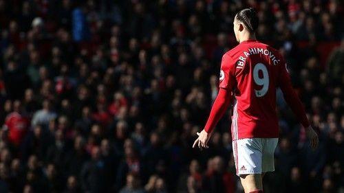Манчестер Юнайтед расторг контракт с Ибрагимовичем