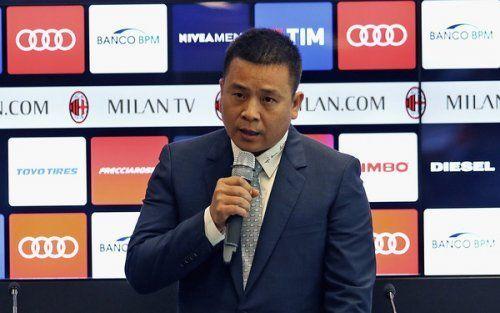 «Милан» требует у владельца 10 миллионов евро
