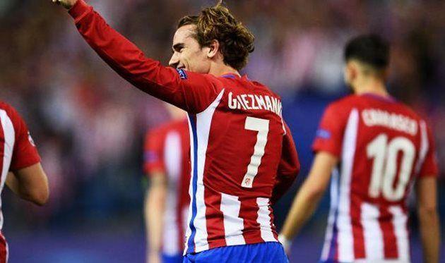 Барселона готова предложить за Гризманна больше 100 миллионов евро