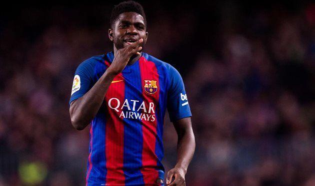 Умтити требует у Барселоны повышения зарплаты и грозится покинуть клуб