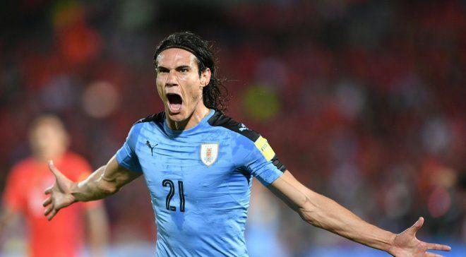 Кавани заявил, что завершит карьеру, если его перестанут вызывать в сборную Уругвая