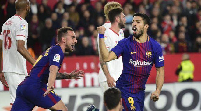 Барселона находится в шаге от исторического рекорда Реал Сосьедада