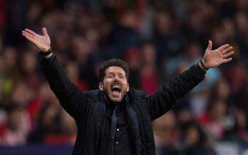 Диего СИМЕОНЕ: «Атлетико» не смог убить игру