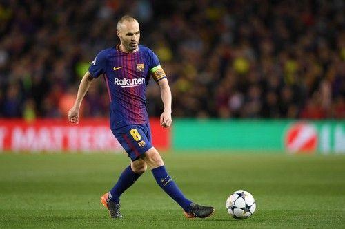 Иньеста огласит решение о собственном  будущем после финала Кубка Испании