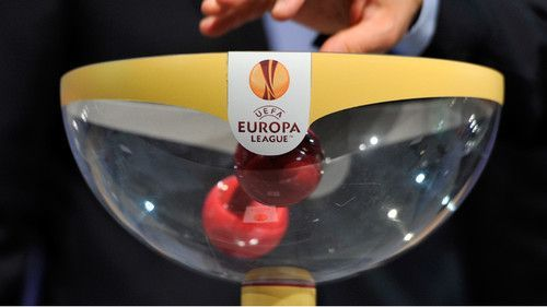 Состоялась жеребьевка 1/2 финала Лиги Европы
