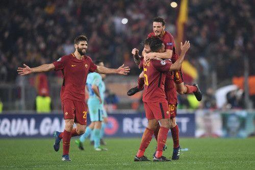 ДИ ФРАНЧЕСКО: «Почему бы Роме не выйти в финал Лиги чемпионов»