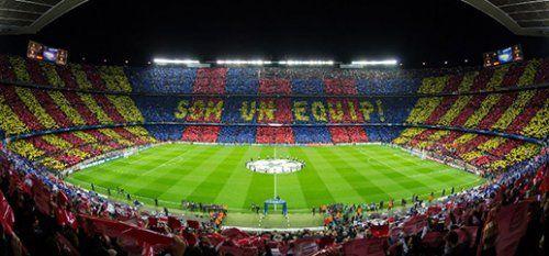 «Барселона» потратит на реконструкцию «Камп Ноу» 600 миллионов евро