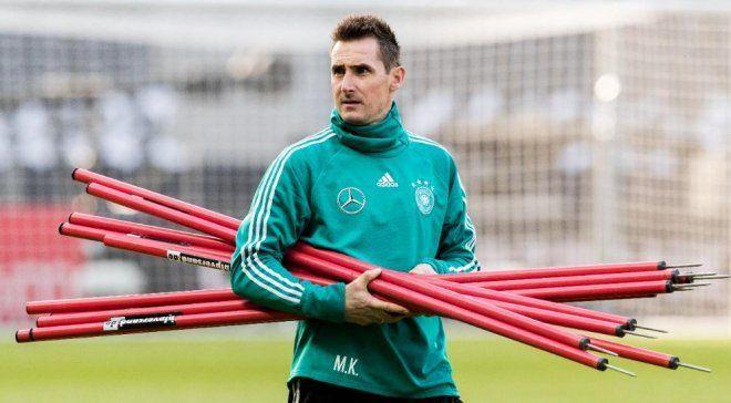 Клозе станет тренером Баварии