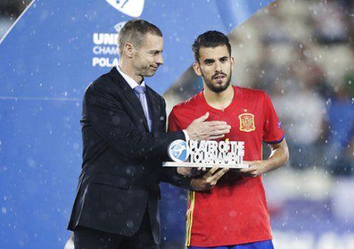 «Ливерпуль» претендует на полузащитника «Реала»