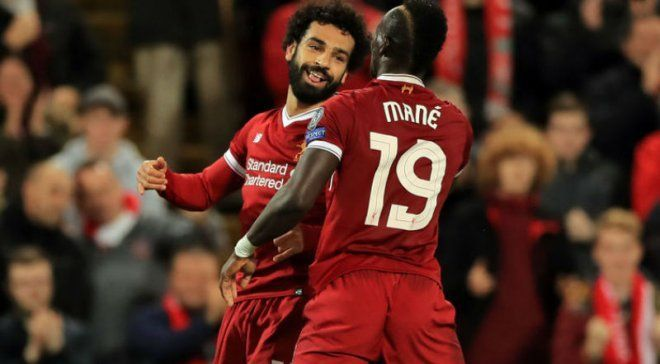 Ливерпуль планирует подписать новые контракты с Салахом и Мане