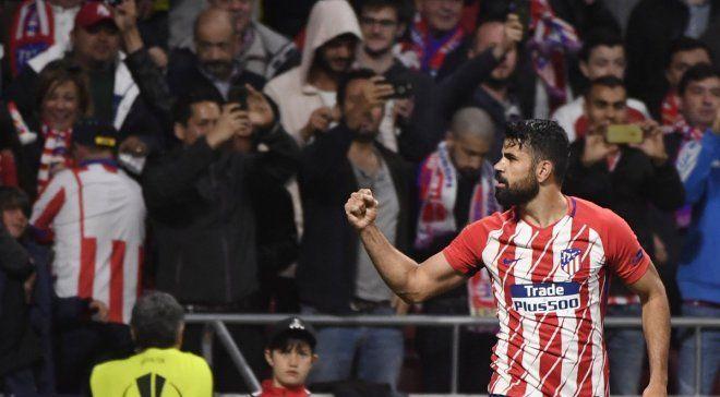 Коста: Нам было нужно добраться до финала Лиги Европы