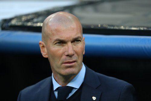 Зинедин ЗИДАН: «Реал» провел не очень хороший сезон в Испании