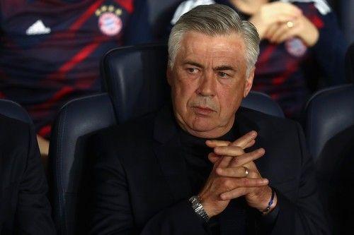 Анчелотти отказал Вест Хэму ради Наполи
