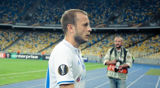 Гусев официально покинет Динамо в конце сезона