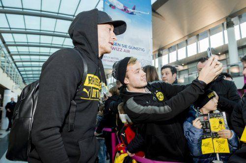 Марко РОЙС: «Фавр— лучший тренер в моей карьере»