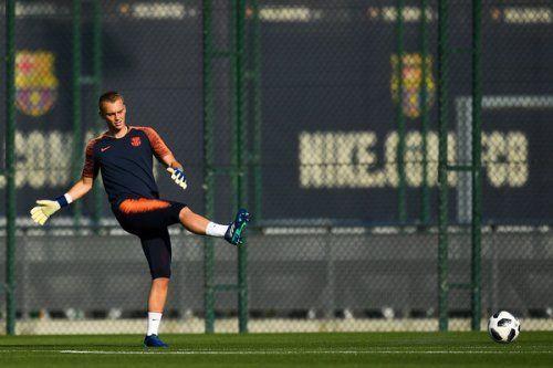 «Барселона» хочет получить за вратаря 50 миллионов евро