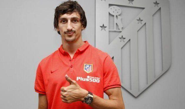 Челси и Ювентус пытаются подписать защитника Атлетико Савича
