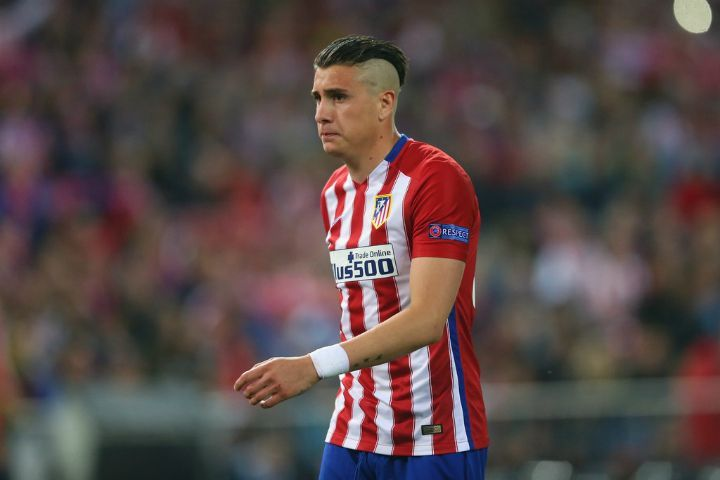 Хосе Хименес продлил контракт с Атлетико