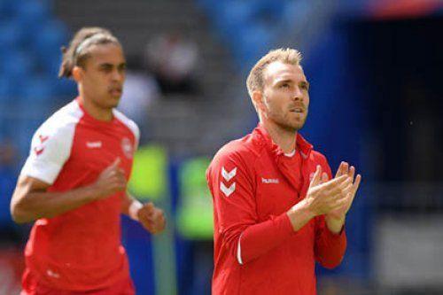 Кристиан ЭРИКСЕН: «Не самый лучший результат для Дании»