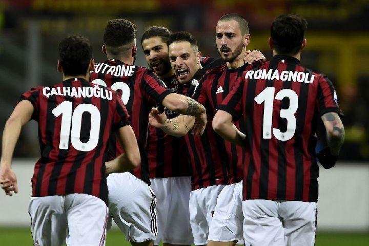 Милан может быть дисквалифицирован из еврокубков на два сезона