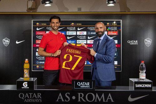 ОФИЦИАЛЬНО: Рома купила Пасторе за 24,7 млн евро