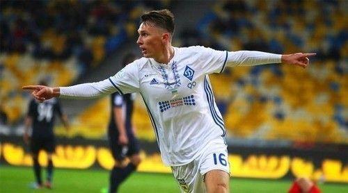 Сидорчук продлил контракт с Динамо до 2023 года