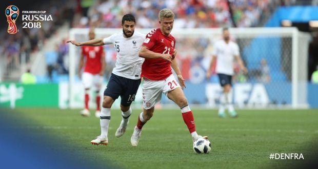 Дания — Франция 0:0