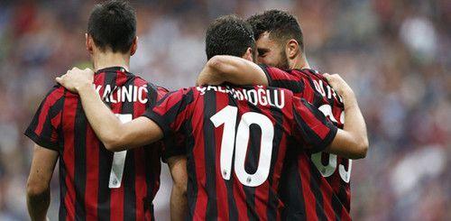 Милан на два года исключен из еврокубков