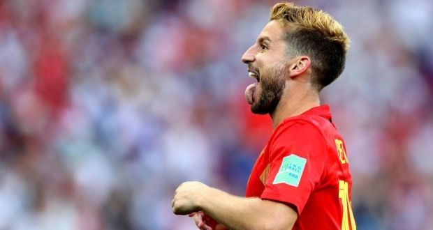 Мертенс: Хочу, чтобы сборная Бельгии забивала как можно больше