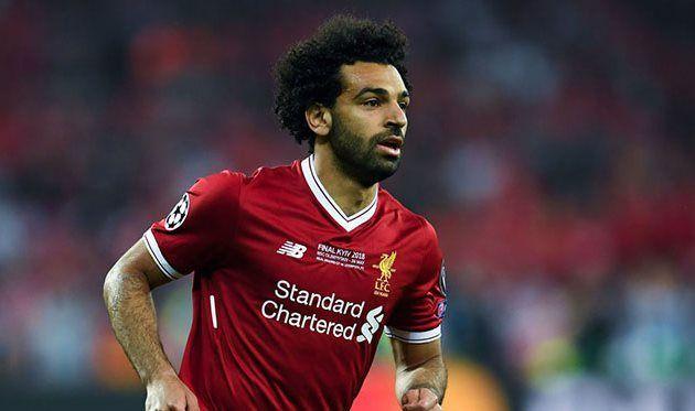Салах продлил контракт с Ливерпулем