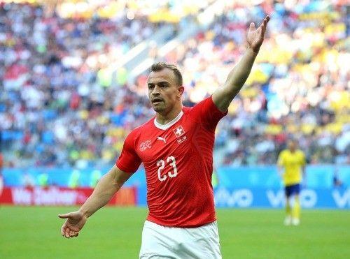 Джердан ШАКИРИ: «Наш вратарь мог поймать этот мяч»