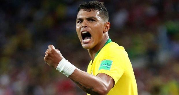 За 4 матча Бразилия позволила лишь 5 раз ударить в рамку своих ворот