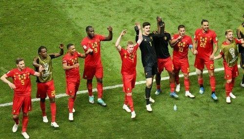 МАРТИНЕС: «Бельгия сыграла великолепно, ребята выполнили установку»