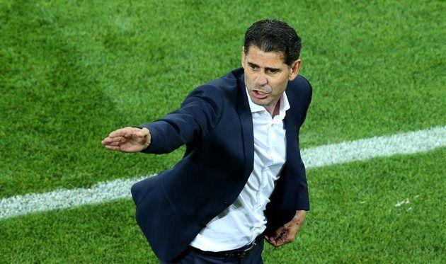 Официально: Йерро покинул пост главного тренера Испании