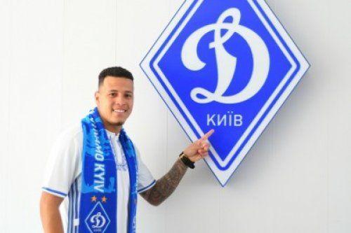 Официально: Сидклей— игрок киевского «Динамо»