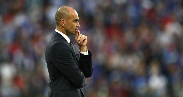Мартинес: Бельгии нужно постараться занять третье место