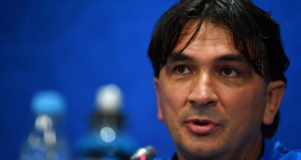 Далич: Не могу представить, что будет, если Хорватия станет чемпионом мира