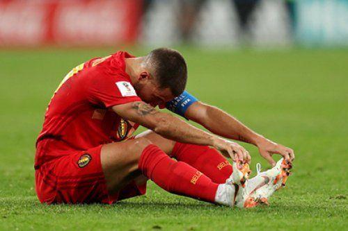 Эден АЗАР: «Лучше проиграть с Бельгией, чем победить так с Францией»