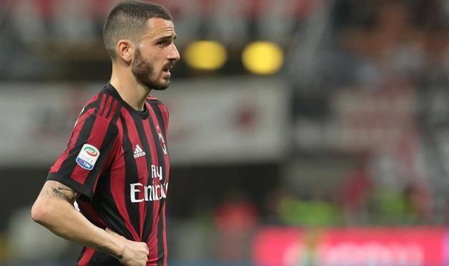 Леонардо Бонуччи попросил «Милан» выставить его натрансфер