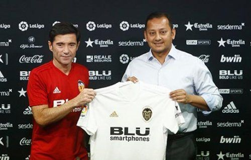 «Валенсия» продлила контракт с наставником